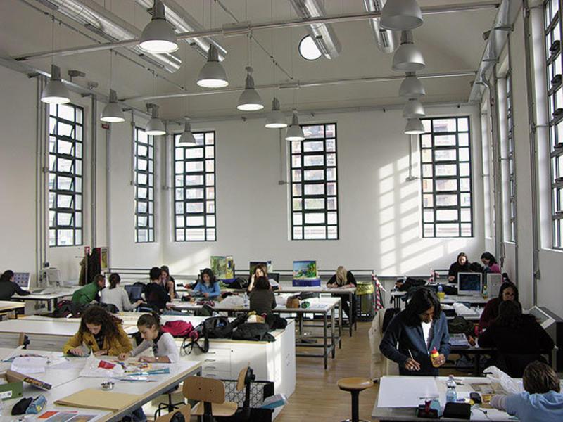 Nuova accademia di belle arti milano naba milan for Accademia delle belle arti corsi