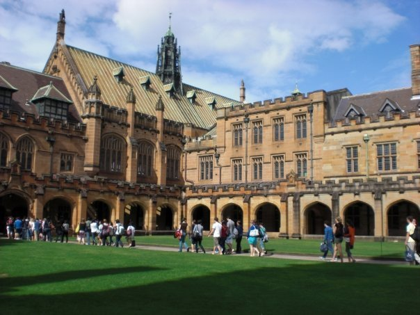 Electrician university of sydney preparation course