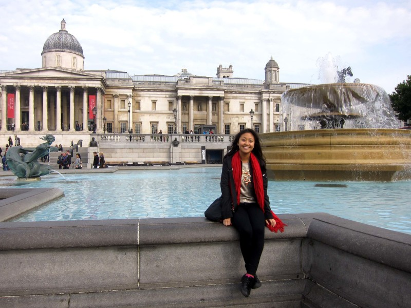 I love london ucl not so much a review for university college university college london ucl london direct enrollment exchange photo sciox Gallery