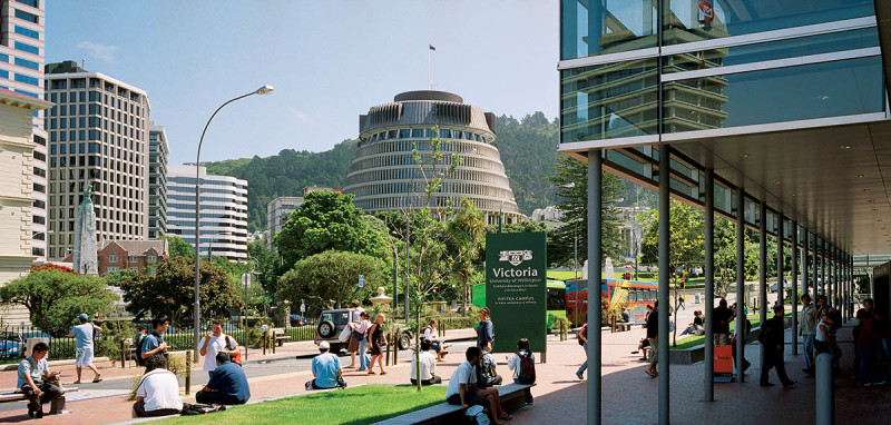 Image result for Victoria University of Wellington