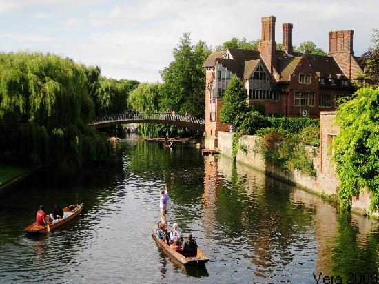 Study Abroad in Cambridge, The United Kingdom