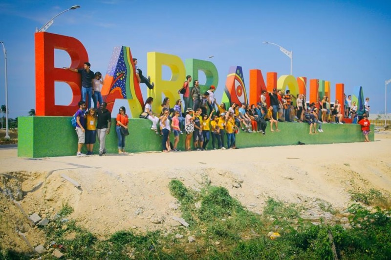 in barranquilla colombia Barranquilla Tour Arquitectura observacion recorrido group citytour walkingtour freeland freelance guide Sightseeing Opentour freeride Universidad facultad Turismo Barranquilla Atlantico Bachillerato Colegio Arquitecto Barranquilla Ingeniero Barranquilla Albañil Barranquilla Museo Barranquilla  colombia