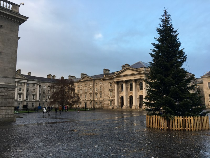 Trinity College - Dublin: Dublin - Direct Enrollment & Exchange
