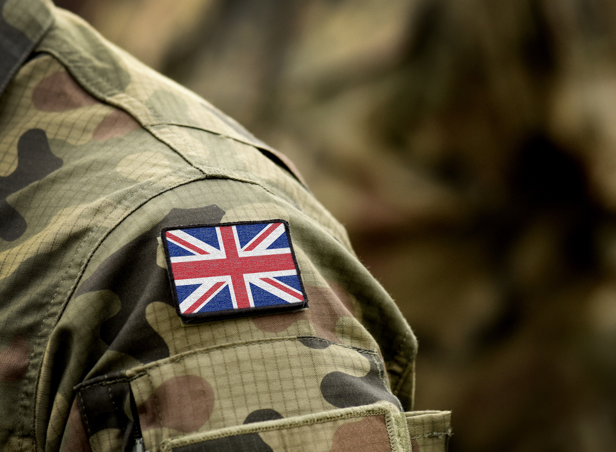 Wheelchair accessible housing for British military and ex-military people