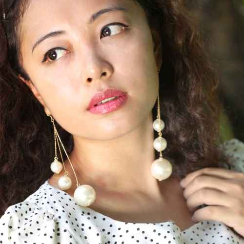 Pearl Party Earrings