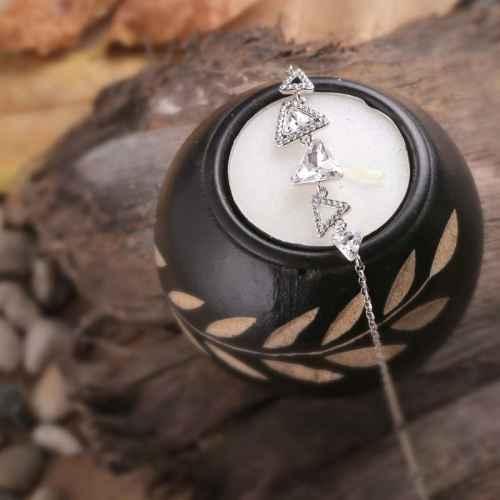 Funky Crystal Swarovski crystal Bracelet