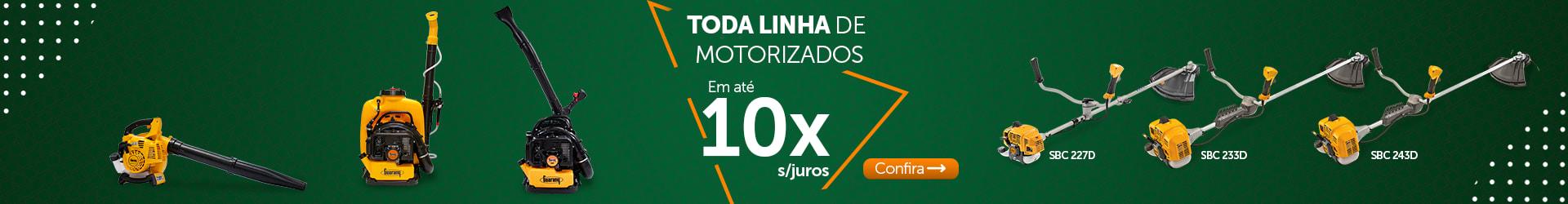 Nova Linha Guarany Motorizada