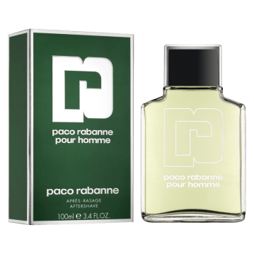 Paco Rabanne Pour Homme Aftershave Lotion 100 ml