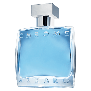 Azzaro Chrome Aftershave Lotion Splash