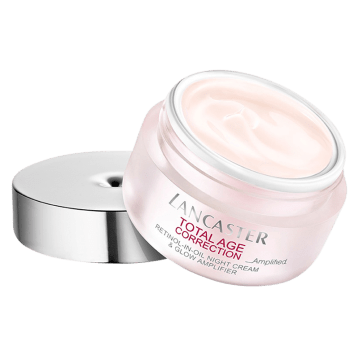 Lancaster Total Age Correction Amplified Night Cream & Glow SPF 15 50 ml