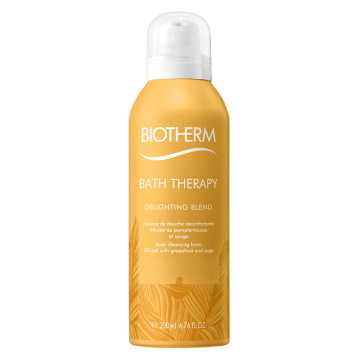 Biotherm Bath Therapy Delighting Foam