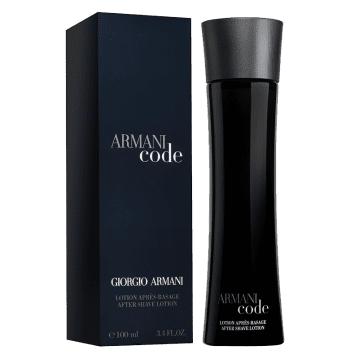 Giorgio Armani Code Homme Aftershave Lotion 100 ml