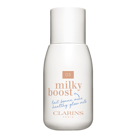 Clarins Milky Boost Makeup-Milk 03 milky cashwer 50 ml