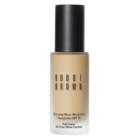 Bobbi Brown Foundation Skin Long-Wear Weightless Foundation SPF 15 W-026 Warm Ivory 30 ml