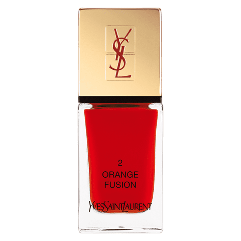 Yves Saint Laurent La Laque Couture Nail Polish 02 Orange Fusion 10 ml