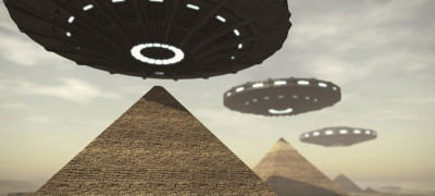 Aliens or Egyptians - Who Really Built the Pyramids?