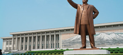 Jesus and the North Korean Dictators