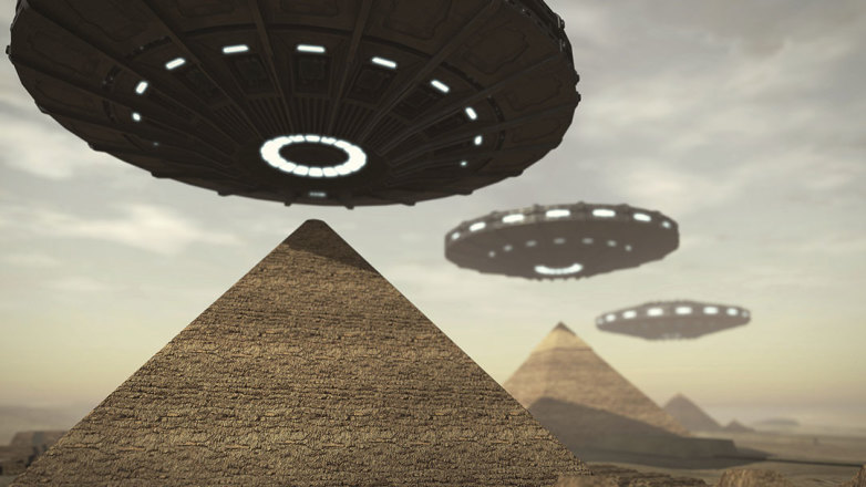 Aliens Or Egyptians Who Really Built The Pyramids Hopechannel