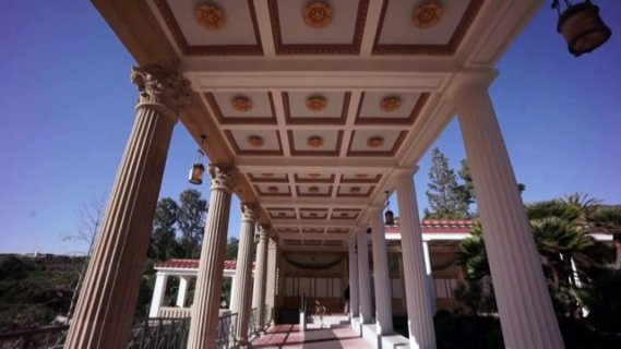 Getty Villa and the Artful Life (The Entertainment Capital)