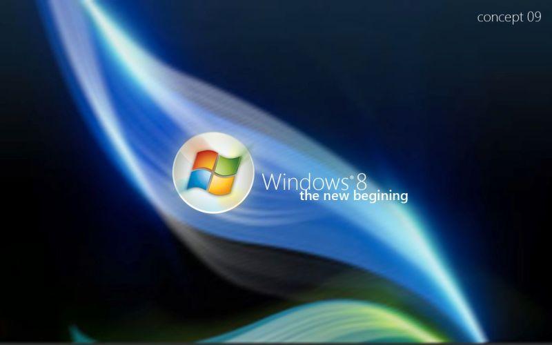 Windows 8 New Beginning