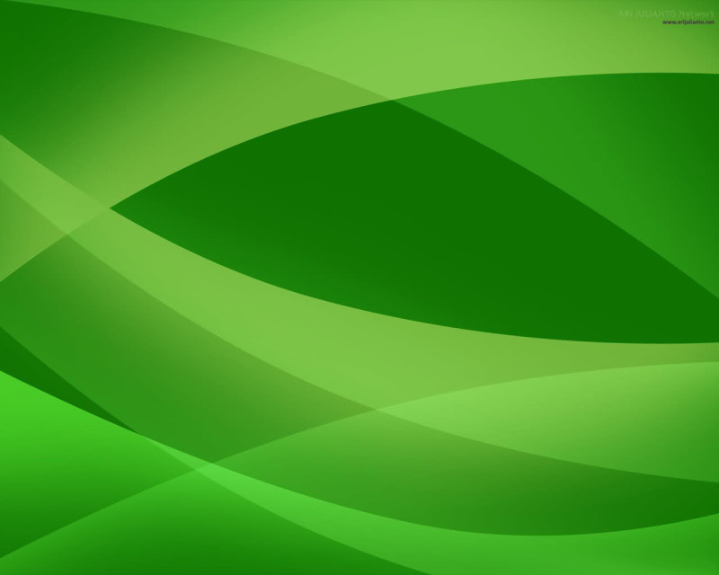 Wallpaper Green