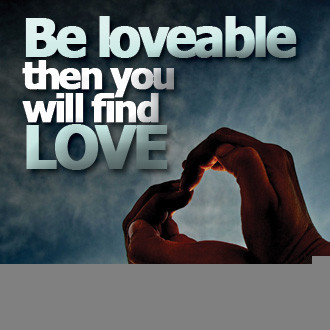 Be Loveable