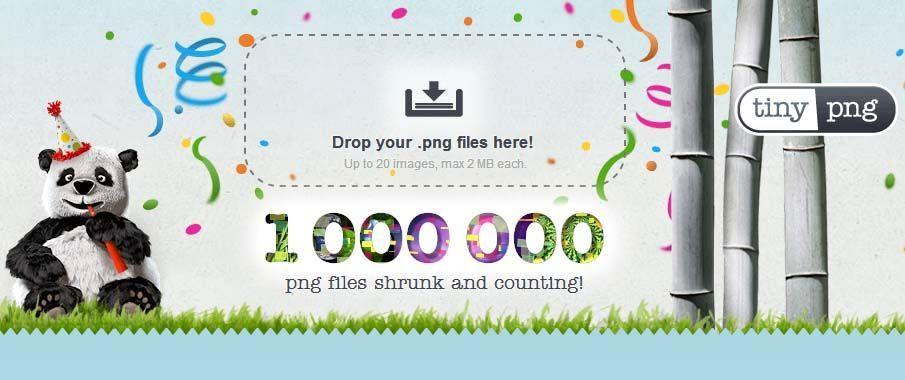 Compress File PNG