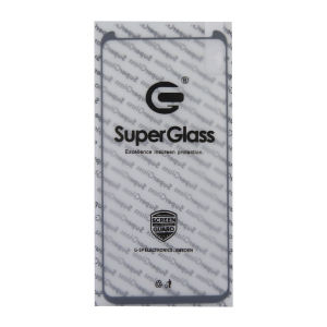 For Samsung S8 SM-G950F Tempered Glass 3D Black Full Screen With Glue