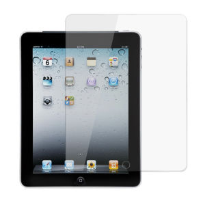 For iPad 2/iPad 3 Screen Protector Retina Tempered Glass Film