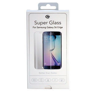 For Samsung Galaxy S6 Edge Tempered Glass Screen Protector
