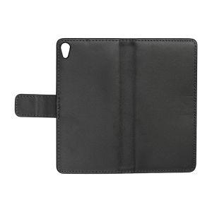 For Sony Xperia XA LianGuang Leather Sheath Black