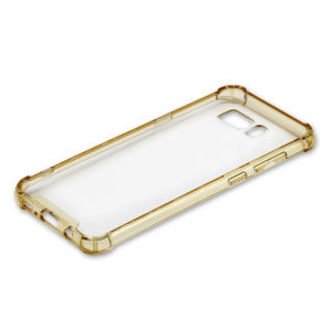 For S8 Breaking Proof Case Gold