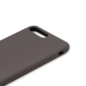 For iPhone7 Plus silicone Case Cocoa