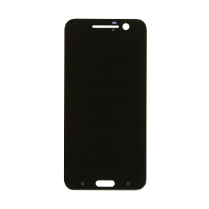 For HTC 10 LCD Complete Black