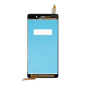 For Huawei P8 Lite LCD Gold