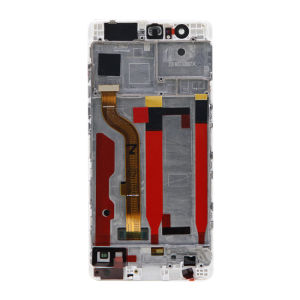 For Huawei P9 Display Original New With Frame White