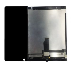 For iPad Pro 12.9 LCD Black Original New with long flex