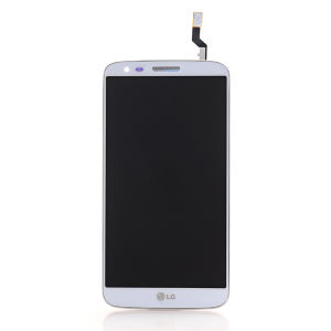 For LG G2 D802 LCD Complete White