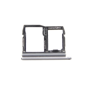 For LG H870 G6 - Sim / SD Card Tray f. Black