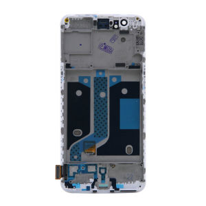 ForOnePlus 5 LCDDisplayOriginal Assembly White with frame