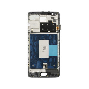 For OnePlus 3T LCD with Frame White