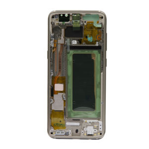 For Samsung Galaxy SM-G950F S8 LCD Display Original New Black with frame