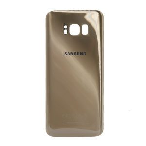 For Samsung SM-G955F S8 Plus back cover gold