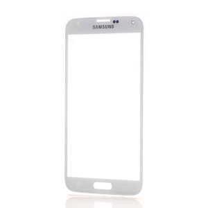 For Samsung G900 S5 Touch White