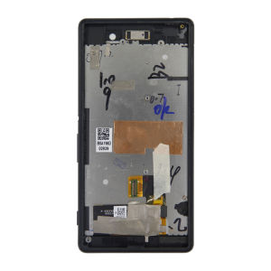 For Sony Xperia M5 LCD Display Original Black with frame