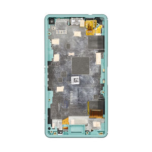 For Sony Xperia Z3 Compact LCD With Frame Original Green