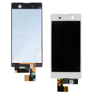 For Sony Xperia M5 LCD White