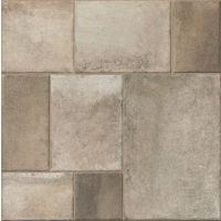 "Native 7/16"" Floor and Wall Tile in Grey"