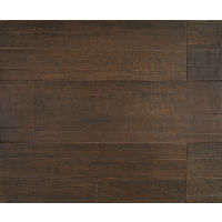 "Barrique 8"" x 24"" x 3/8"" Floor and Wall Tile in Fonce"