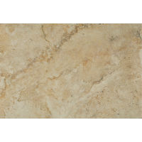 "Forge 13"" x 20"" x 3/8"" Floor and Wall Tile in Beige"